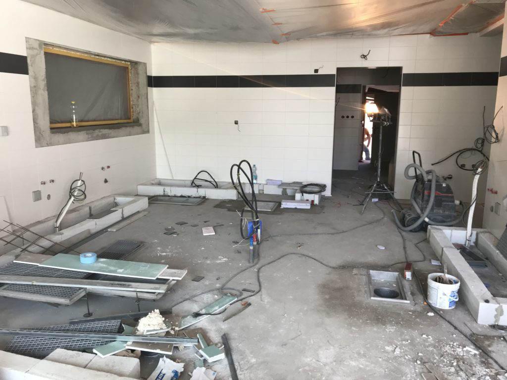 Stodola Herink Stavba Kuchyně - bez spotřebičů