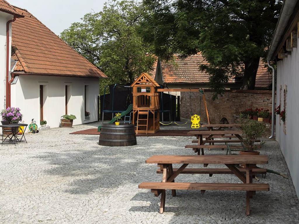 Stodola Herink - po rekonstrukci 2015