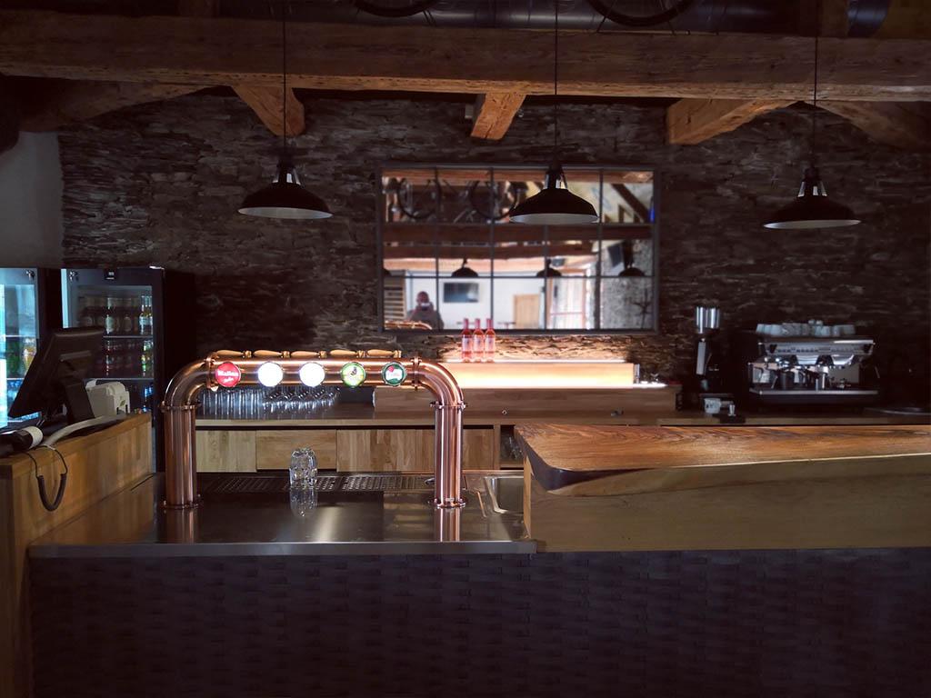 Stodola Herink - Bar, výčep