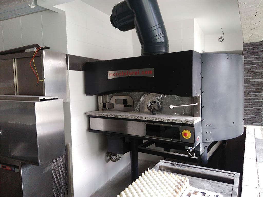 Stodola Herink Stavba Kuchyně - italská pec