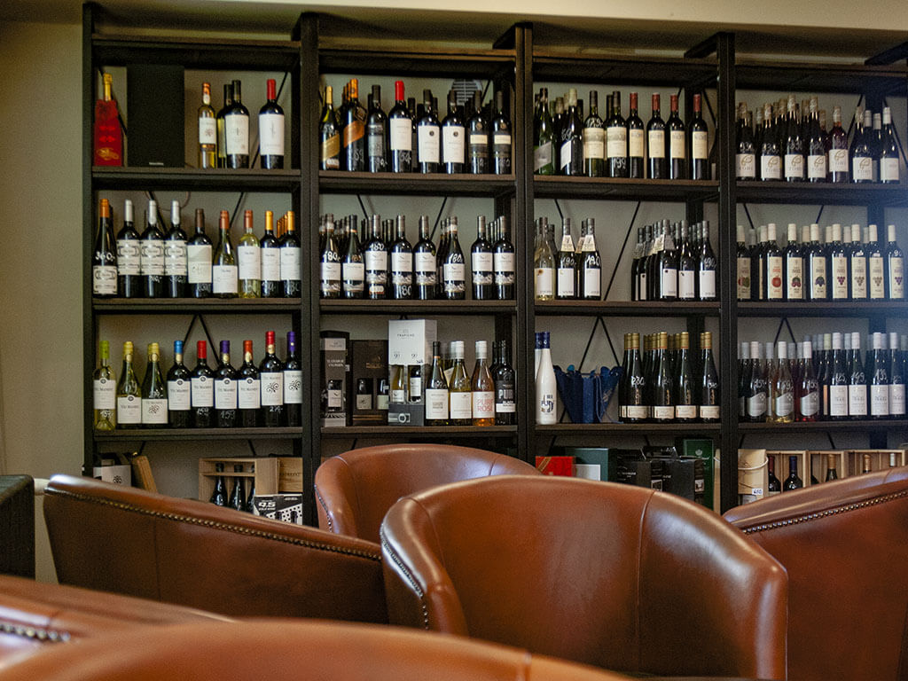 Stodola Herink Wine bar